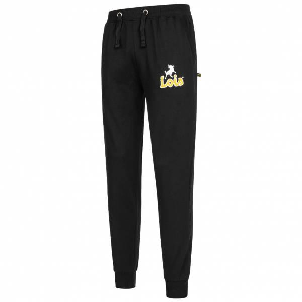 Lois Jeans Herren Jogginghose 2E-LIPM-Black