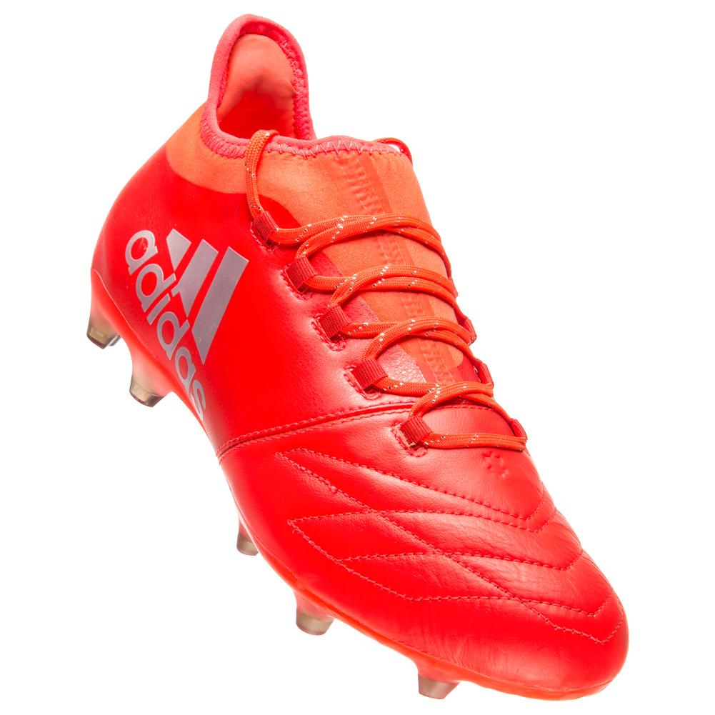 50% price online store huge selection of adidas X 16.2 FG Leather Herren Leder Fußballschuhe S79544