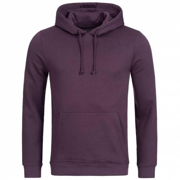 BRAVE SOUL Clarence Pullover Drawstring Herren Hoody MSS-131CLARENCEK Purple