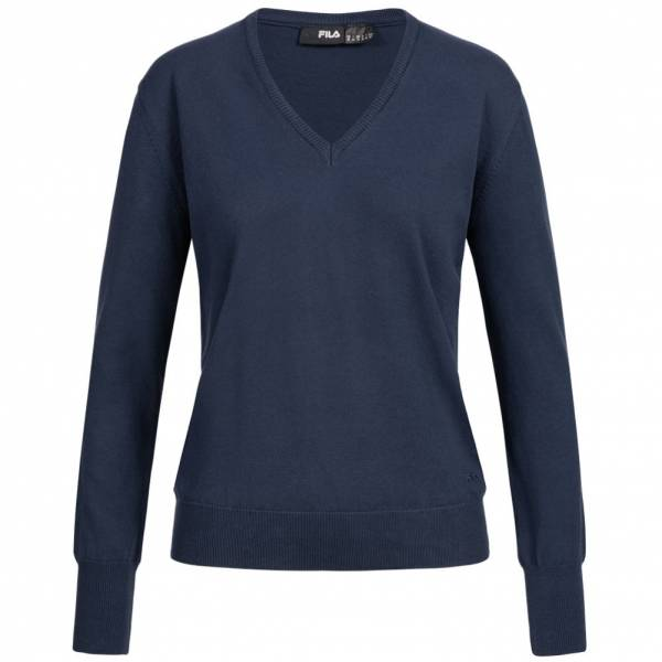 FILA Damen Jumper Retro V-Neck Sweater U89918-478