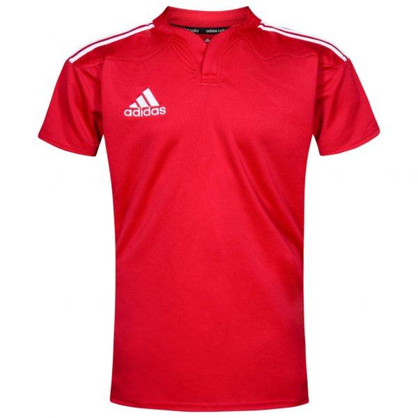 adidas 3 Stripes Herren Rugby Jersey Trikot G70048