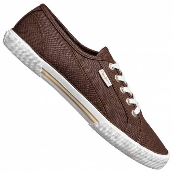 Pepe Jeans Aberlady Python Faible Haut Femmes Sneakers PLS30347-875