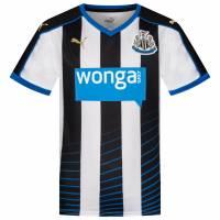 Newcastle United FC PUMA Kinder Heim Trikot 747890-01A