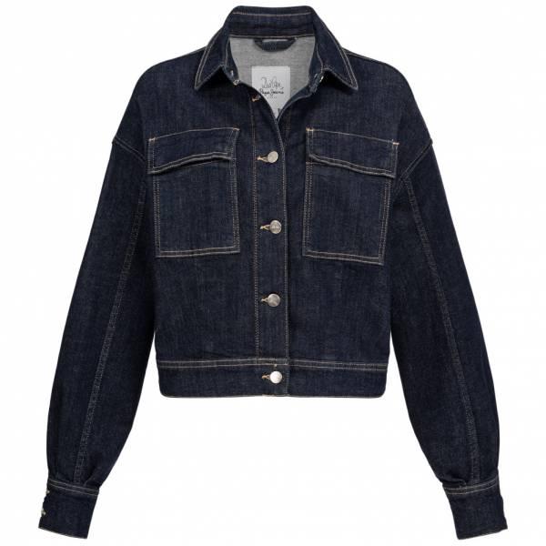 Pepe Jeans x DUA LIPA Oversize Femmes Veste en jean PL401746-000