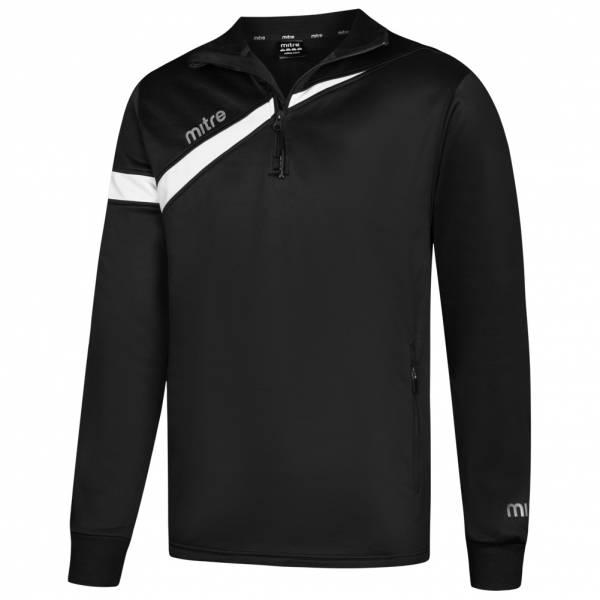 MITRE Polarize 1/4 Zip Herren Trainings Sweatshirt T60011-BJ7