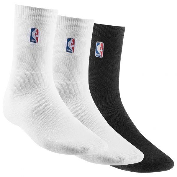 adidas NBA Herren 3er Pack Socken Basketball G89558