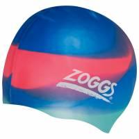 Zoggs Silicone Kinder Schwimmkappe 300634-12