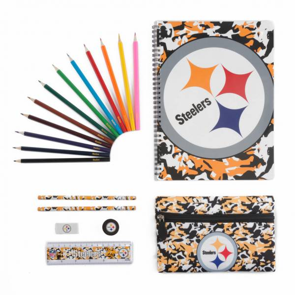 Pittsburgh Steelers NFL Ultimate Schreibwaren Set STNFLCMULTMPS