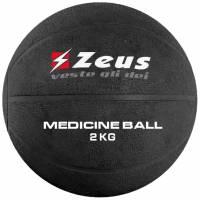 Zeus Palla medica 2 kg nera