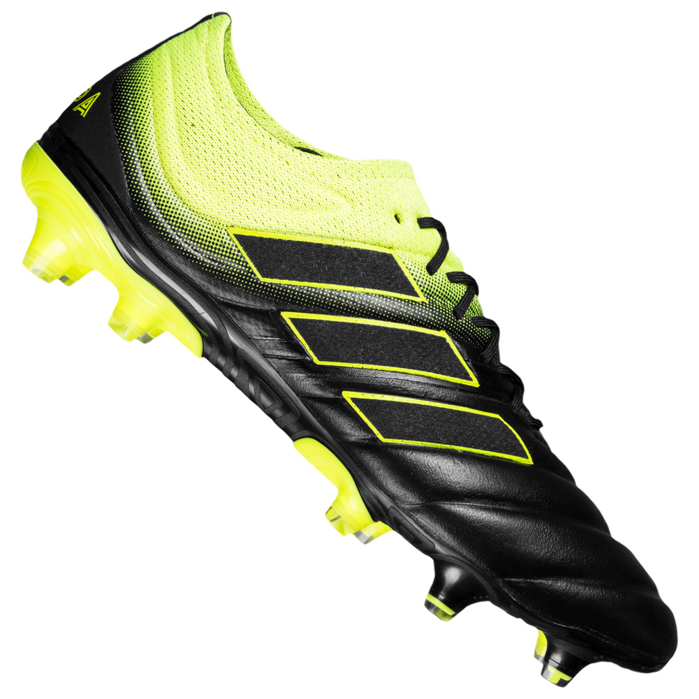 adidas Copa 19.1 FG Hommes Chaussures de foot en cuir de kangourou BB8088