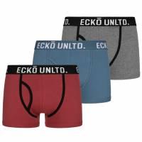 Ecko Unltd. Hawker 3er-Pack Herren Boxershorts ESK4571