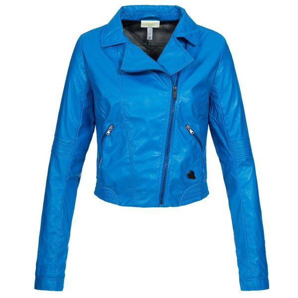 adidas NEO Damen ST Jacket Jacke blau Z49582