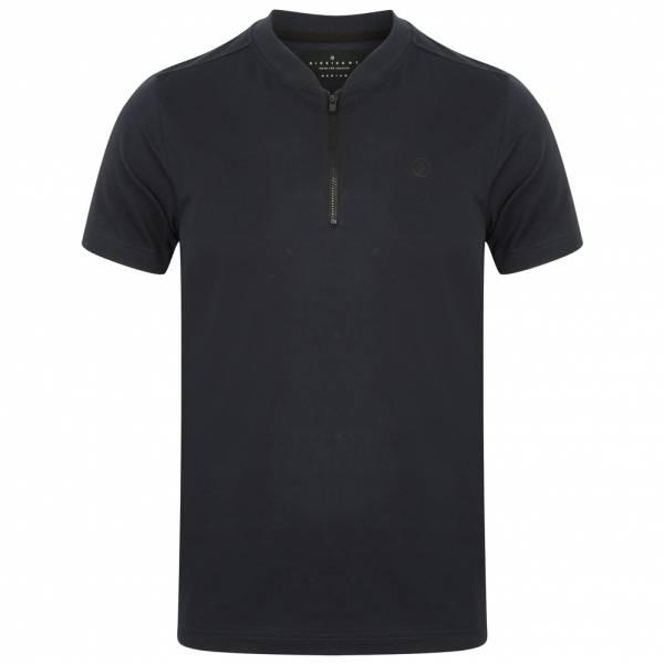 DNM Dissident Leith Baseball Herren T-Shirt 1C10440 Dark Sapphire