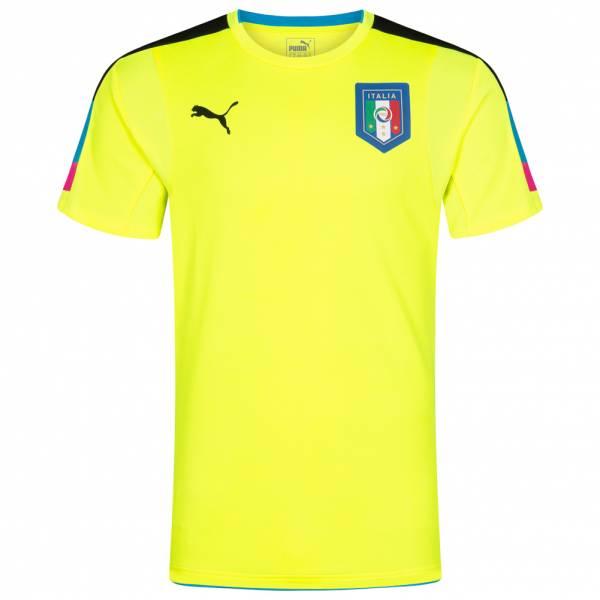 Italien PUMA Kurzarm Torwarttrikot Authentic Player Issue 749006-13