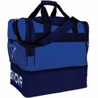 Givova Borsa Sac de sport pour le foot bleu / marine