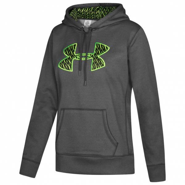 Under Armour Storm Fleece Big Logo Damen Sweatshirt Hoody 1260127-097