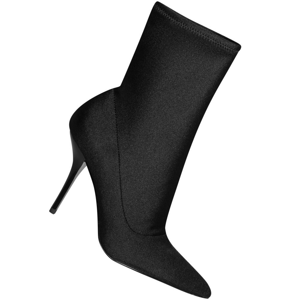 Calvin Klein Mirta Heavy Damen Schuhe E7463BLK