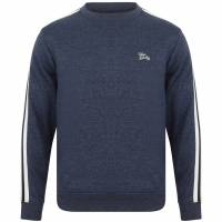 Tokyo Laundry Nocona Point Herren Sweatshirt 1D13172 Medieval Blue Marl
