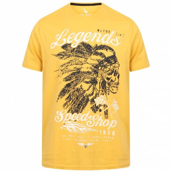 South Shore Legends Herren T-Shirt 1C12701 York Yellow