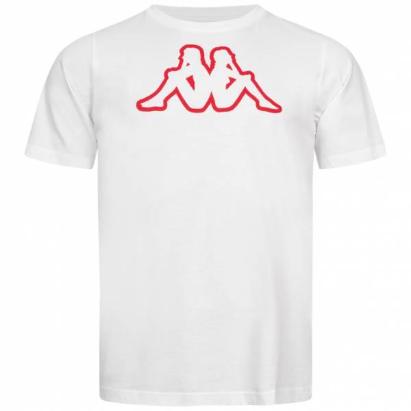 Kappa Cromen Logo Herren T-Shirt 300HWR0-001