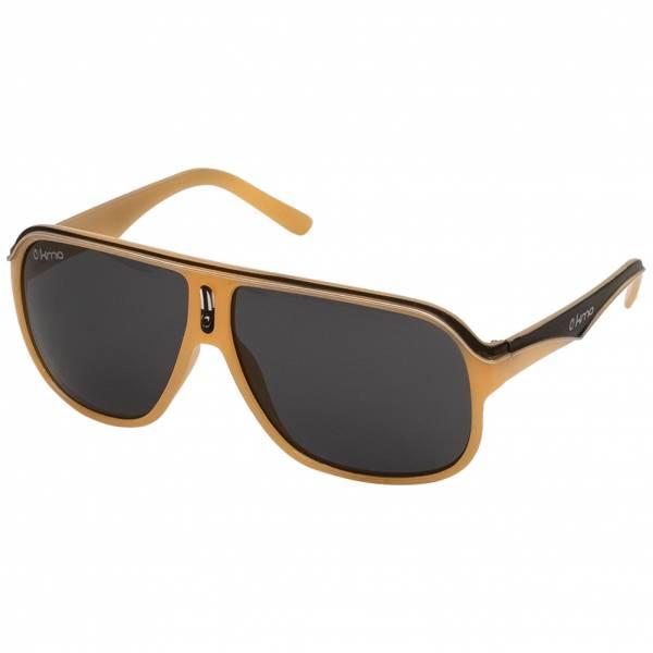 MSTRDS KMA Racer Shades UV400 Sport Sonnenbrille 10265 wheat black