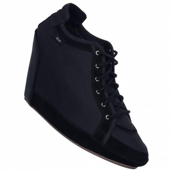 adidas SLVR Clima Wedge Damen Schuhe G45502 schwarz