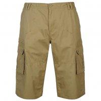 Pierre Cardin 3/4 Hose Cargo Short Sand 512010