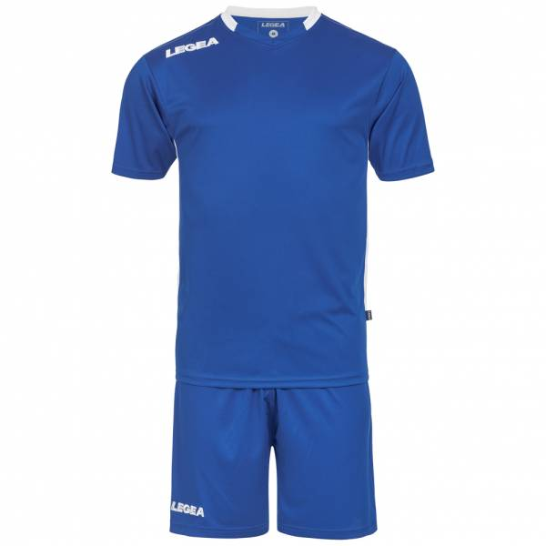 Legea Monaco Fußball Set Trikot mit Shorts M1133-0203