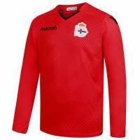 Deportivo La Coruna macron Herren Torwart Heim Trikot 58086949