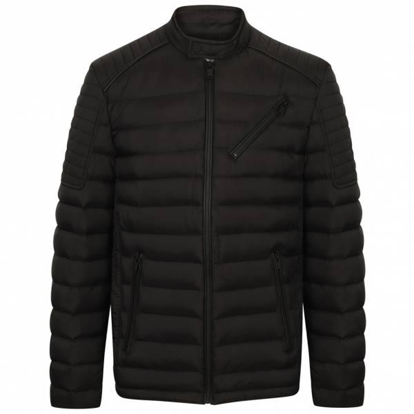 DNM Dissident Elescope Quilted Jacket Herren Jacke 1J11345 Black