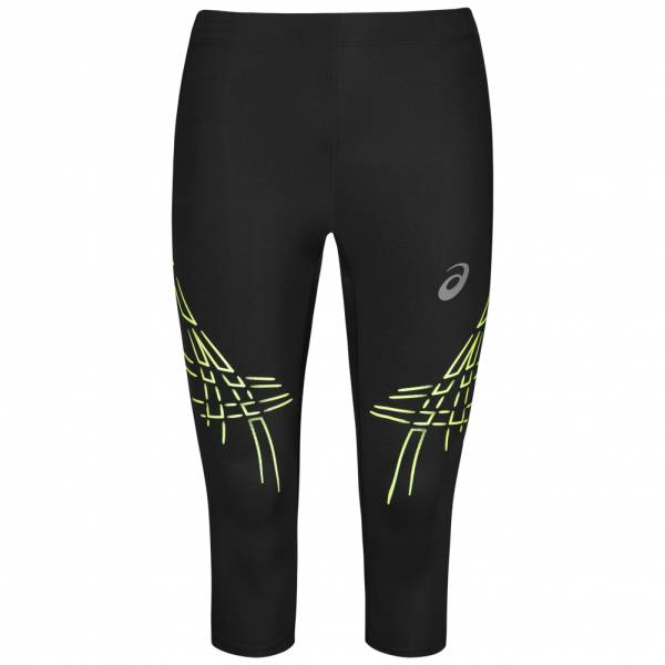 ASICS Stripe Knee Tights Herren Running Laufhose 121334-0392