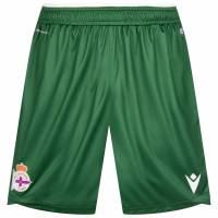 Deportivo La Coruna macron Authentic Herren Auswärts Shorts 58018700