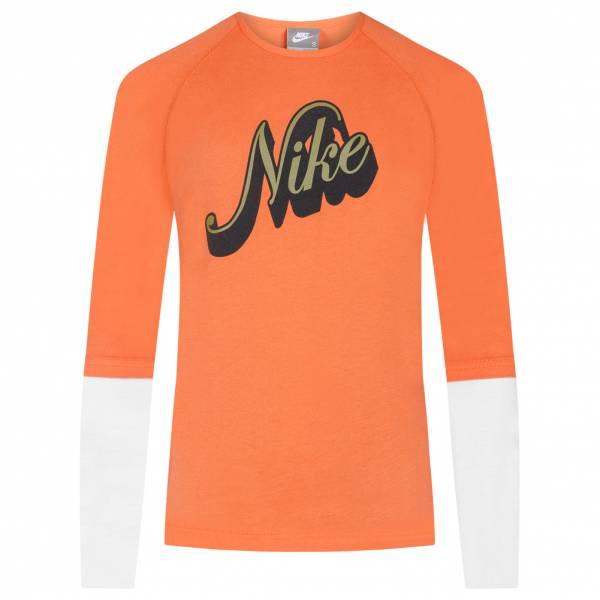 Nike Mädchen Langarm Shirt 252923-820