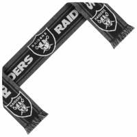 Oakland Raiders NFL Sciarpa per tifosi SVNFGRYBLGOR