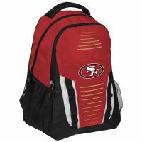 San Francisco 49ers NFL Backpack Sac à dos BPNFFRNSTPSF