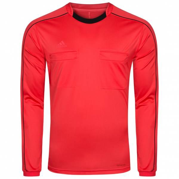adidas Referee Heren Scheidsrechtershirt met lange mouw AJ5918