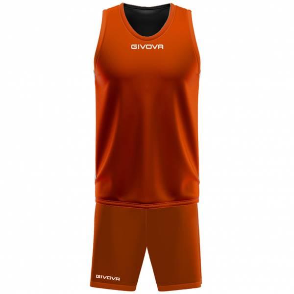 Givova Reversible Basketball Kit KITB03-0110