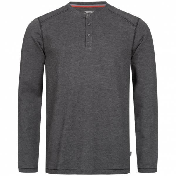 Slazenger Touch Herren Langarm Shirt 33242-98