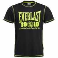 Everlast Big Logo T-Shirt black/yellow EVR8850