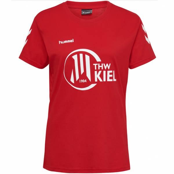THW Kiel hummel Femmes T-shirt 207670-3062