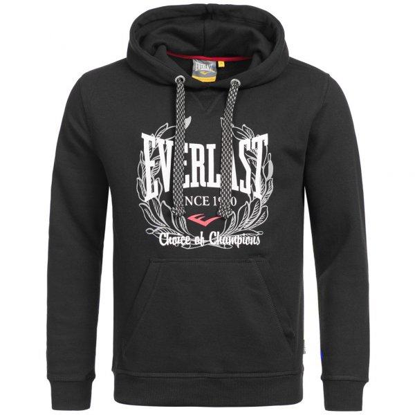 Everlast Herren Hoody Kapuzen Sweatshirt EVR9028 schwarz