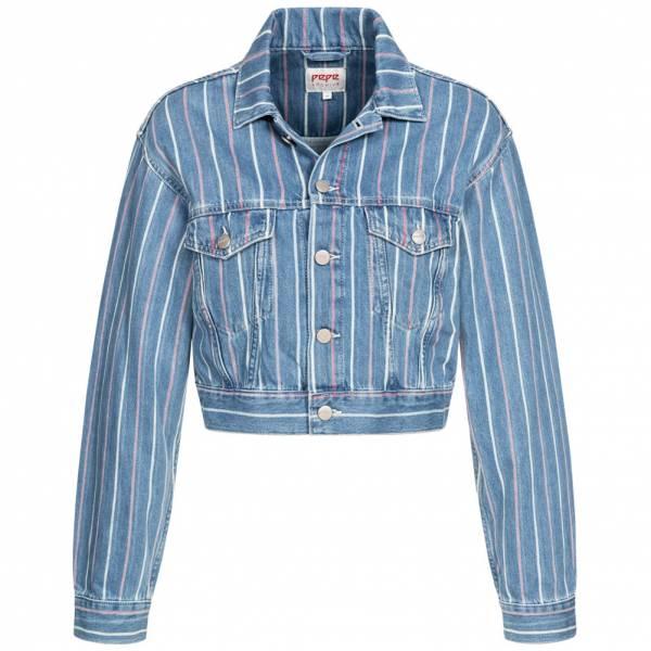 Pepe Jeans Light Cropped Damen Jacke PL401663-000