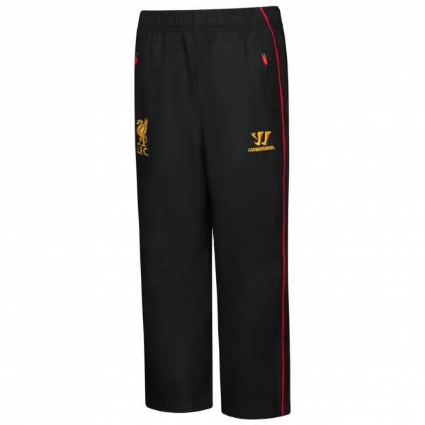 Liverpool FC Warrior Kinder Präsentationshose WSPJ281-BK