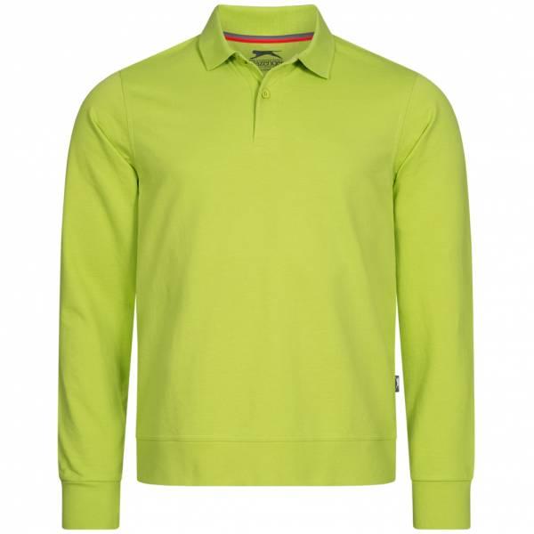 Slazenger NEON Herren Sweatshirt mit Polo-Kragen 33237-68