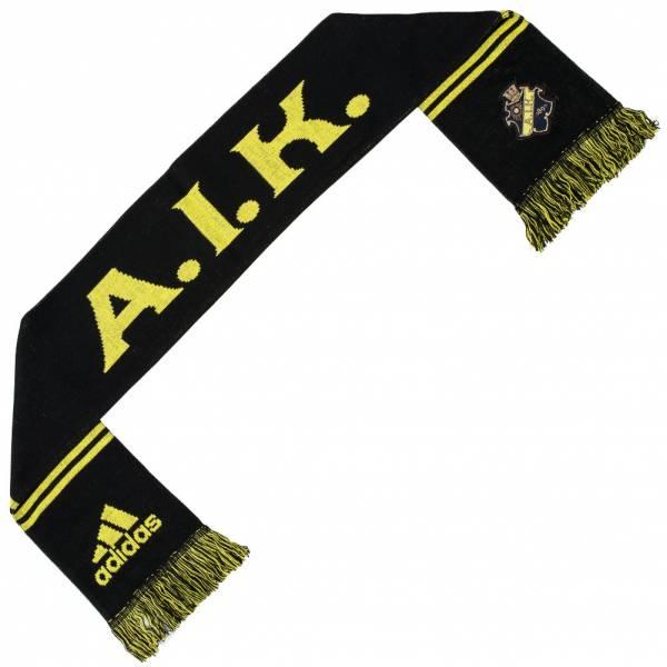AIK Solna adidas fan scarf X33919