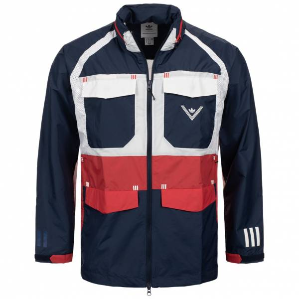 adidas Originals X White Mountaineering Field Windbreaker Jacke BQ0936