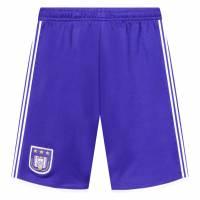 RSC Anderlecht adidas Niño Pantalones cortos segunda equipación AZ6269