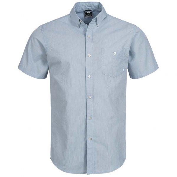 Nike Road Dog Woven Hickory Shirt Kurzarm Hemd 477616-419