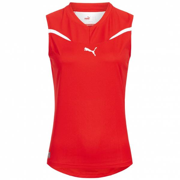 PUMA PowerCat 1.10 Sleveless Vest Damen Trainings Shirt 652097-01