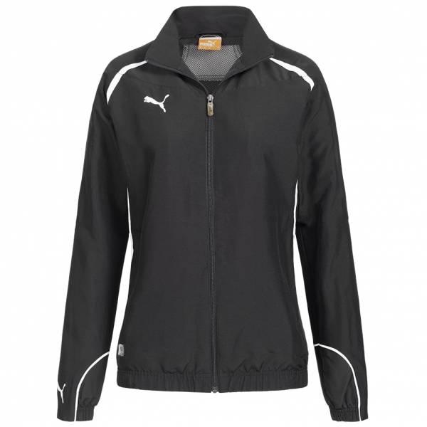 PUMA PowerCat 1.10 Woven Jacket Damen Trainingsjacke 652095-03